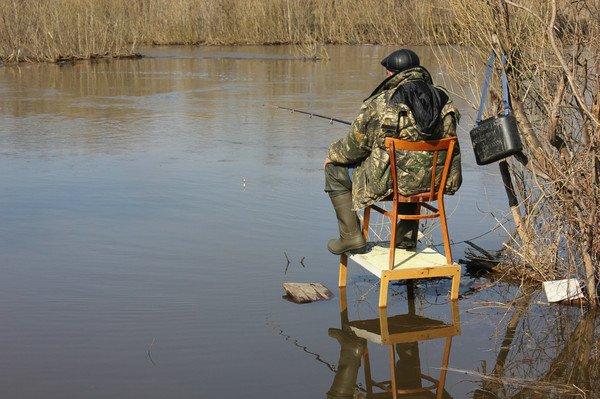 где и как может ловить рыбу любитель рыболов
