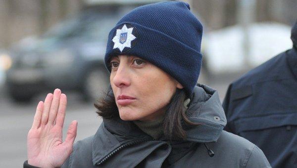 Экс-глава Нацполиции Украины Деканоидзе вернула гражданство Грузии - Цензор.НЕТ 475