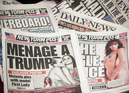 Новая первая леди США: 7 фактов о Мелании Трамп
