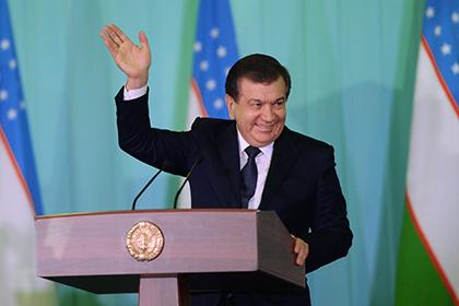 В Узбекистане выбрали нового президента