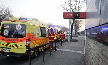 В метро Будапешта произошло столкновение двух поездов: есть пострадавшие