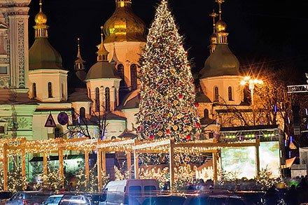 В Украине хотят Рождество отмечать дважды