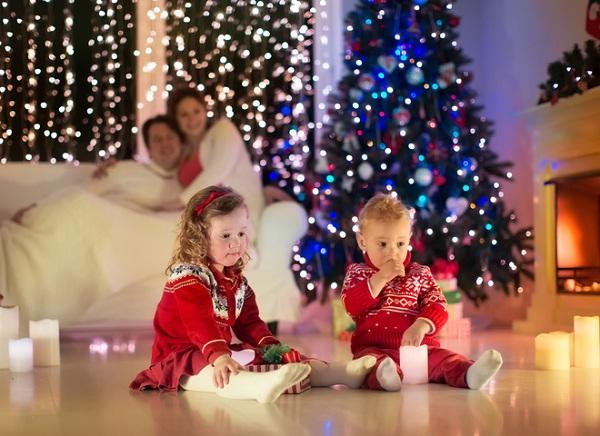 В новый год в финляндию с детьми