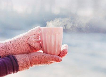 5 рецептів зимового чаю