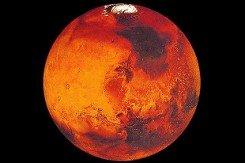 На Марсе обнаружили бутылку из-под пива
