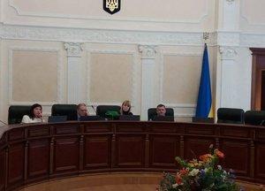 На Высшем совете правосудия объявлены очередные доказательства давления на судей во времена Майдана