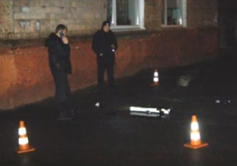 В Ровно из гранатомета обстреляли помещение полиции