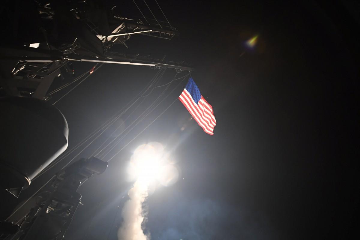В Сирии назвали цель ударов стран Запада