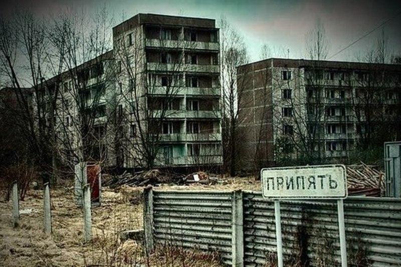 фото чернобыль зона