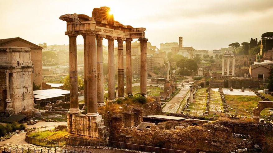 Найкращі відео-реконструкції стародавніх міст