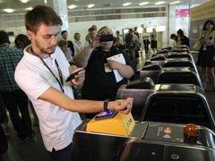 Проїзд у київському метро можна буде оплатити онлайн