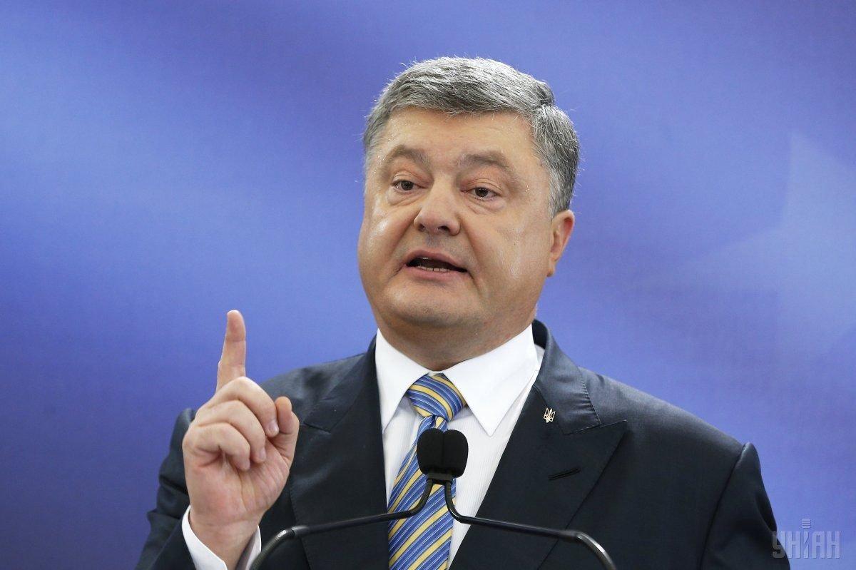 Порошенко готовит новый иск к России из-за Крыма и Донбасса