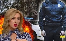 Телезірка влаштувала скандал поліцейському: «Хлопчику, ти будеш мене вчити?»