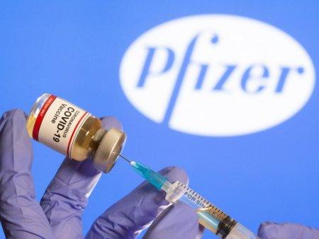 В Украину скоро прибудет 10 млн доз противоковидной вакцины Pfizer
